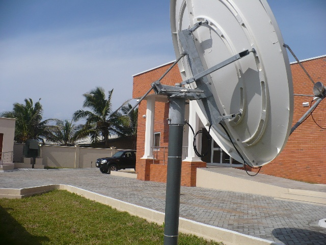 MainOne Cable Landing Station