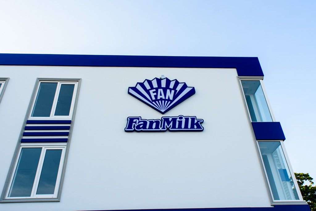 Fanmilk Office Block and Warehouse