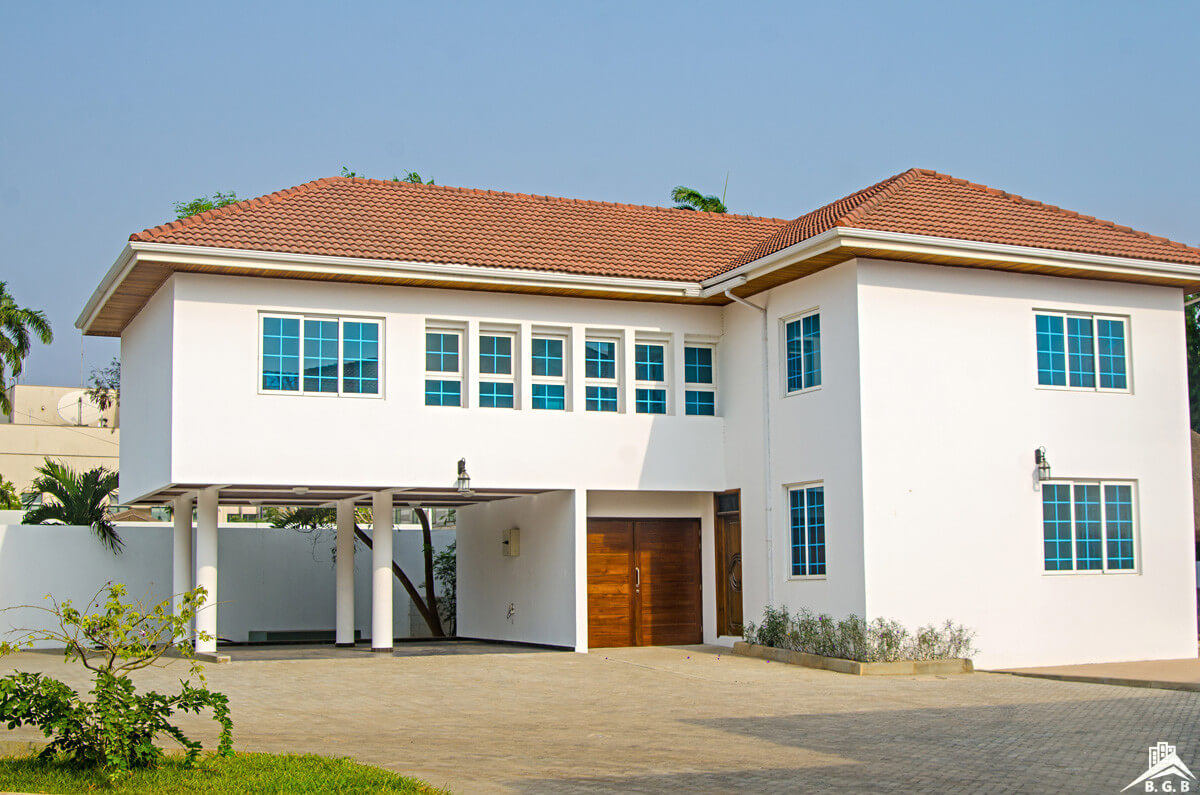 Two Storey Residence