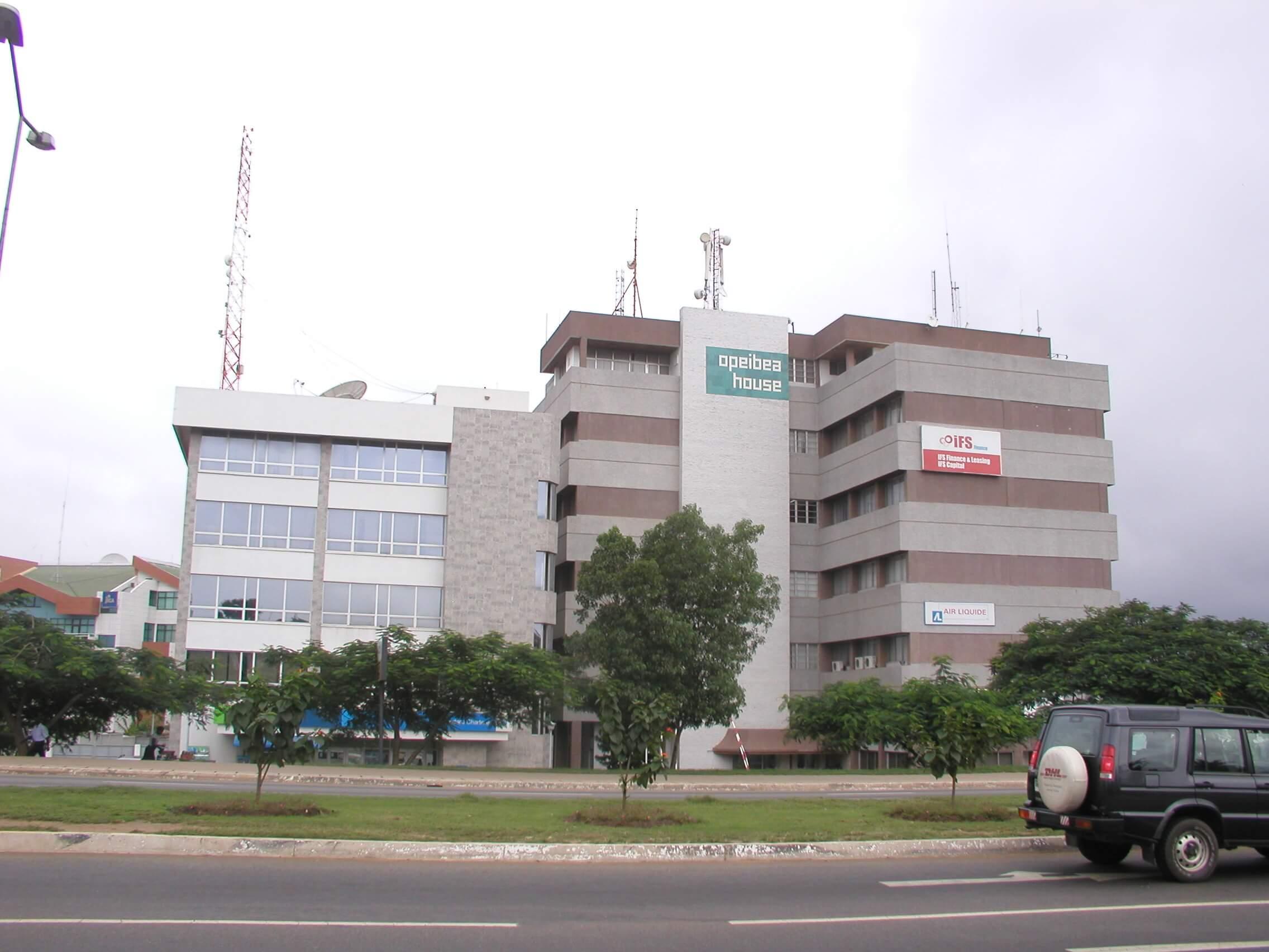 Opebia House